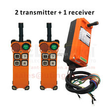 Industrial Remote Control With Green Technology F21-4D two transmitter