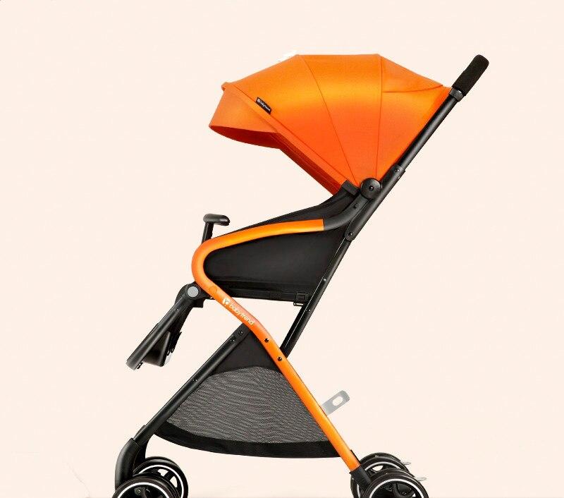 strollers sld high landscape baby sit reclining lightweight folding