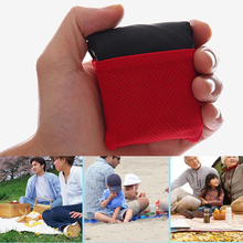 Outdoor Camping Folding Picnic Beach Mat 150*110cm Portable Pocket Compact Garden Moistureproof Pad Blanket