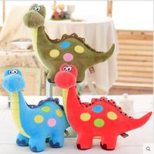 Big Size 50cm About 20in New Cute Stuffed Dinosaur Plush Toy Children Lovers Gift Christmas Present Free Shipping 1pcs
