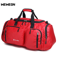 Large Capacity Training Gym Bags Sport Men Portable Fitness Bags Multifunctional Basketball Training Shoulder Handbag Sports Bag(China)