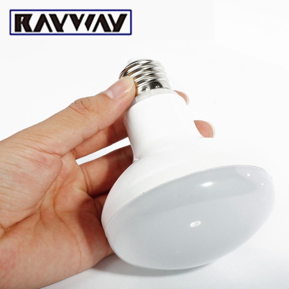 E27 R80 12W Mushroom LED Bulb light Cool White/Warm White AC85~265V 5730smd SpotLight 2800k-6500k LED Lamp<br><br>Aliexpress