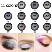 11 Color Glitter High Quality Long Lasting Eye Shadow Professional Single Palette MakeUp Matte Cosmetics Popular Choice