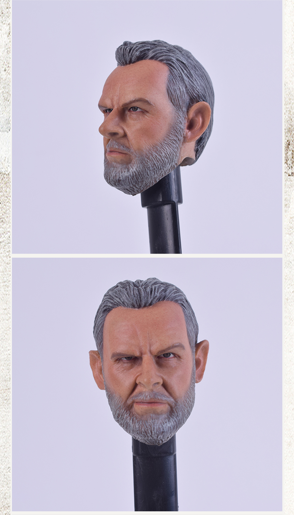 Xin Connery first James Bond VERY HOT Custom Male Sean Connery Head Sculpt 1/6 Fit 12 Inch for Phicen Doll HT TOYS Figure Body