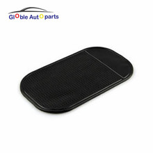 Mobile Phone Holder Car Dashboard Silica Gel Sticky Pad Anti-Slip Mat For GPS MP3 MP4 Holder Magic Sticky Pad Car Anti Slip Mat(China)