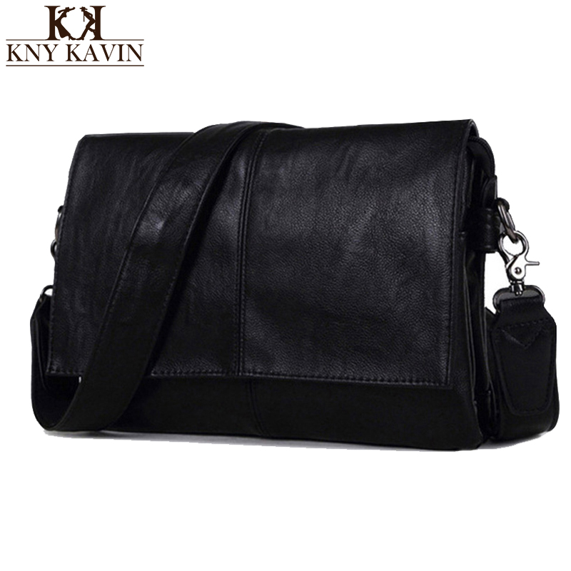 New Arrival Men PU Leather Shoulder Bag Envelope Style Bag Large-capacity Messenger Bags High Quality Mens Leather Handbags<br><br>Aliexpress