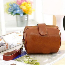 Women Bag PU Leather Women Messenger Bags Camera Bag Women handbag 100PCS/lot