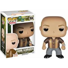 Official Funko pop TV: Breaking Bad - Hank Schrader Vinyl Action Figure Collectible Model Toy with Original Box(China)