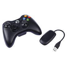 Wireless Controller Joystick with Receiver For XBOX 360 Games Microsoft Game Gamepad for PC with Windows XP/Vista/7/8/10