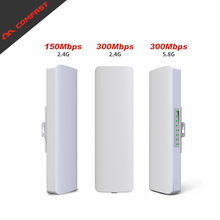 For IP Camera ,1-3KM 300Mb~150Mb Outdoor CPE 2.4G~5G wi-fi Ethernet Access Point Wifi Bridge Wireless Range Extender CPE Router