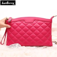 New Design Genuine Leather Women Messenger Bag Plaid ladies Crossbody Bag Chain Trendy Cowskin Small Shopping Daily Shoulder Bag(China)