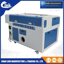 Hot sale 9060 laser machine 90W 100W 130W cutting and engraving/ Top quality cnc laser machine CO2 6090