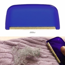 Hairball Cleaning Tool For Cashmere Sweater Knitted Fabrics Plastic Copper New N28 Drop Ship(China)