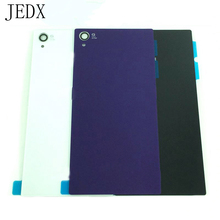 Buy JEDX Sony Xperia Z1 L39H C6902 C6903 Glass Battery Back Cover Door Housing Case NFC Antenna Waterproof Sticker for $4.36 in AliExpress store