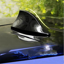 Car-Styling Shark fin Signal Antenna Case For FIAT 500 Freemont Cross Coroma Panda Idea Uno Palio Tipo