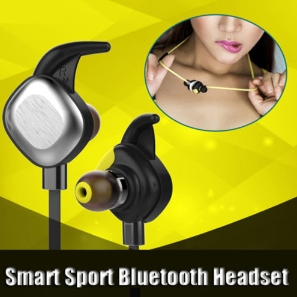 IPX7 Waterproof Headset Stereo Music Earphones Headsets for Iphone Xiaomi Huawei Sport Bluetooth  Earphone with Microphone <br><br>Aliexpress