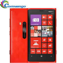 Original Unlocked Nokia Lumia 920 Unlocked Win 8 OS Dual-Core 1.5GHz 32GB 3G GPS WIFI 8.7MP Windows Phone Refurbished