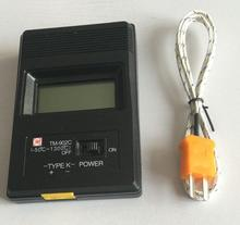 TM-902C Digital LCD K Type Thermometer Single Input + Thermocouple Probe(China)