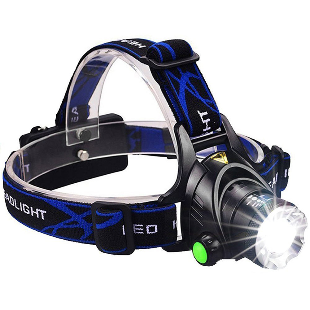 TSLEEN 18650 Cells Headlight XM-L2 T6 LED Head Torch AC Charger Camping/Exploring<br><br>Aliexpress