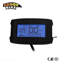 48v 60v 72v 84v 96v Electrice bike scooter LCD display electric bicycle accessories waterproof LCD display(China)