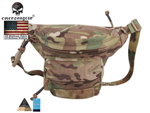 Emersongear Multi-function RECON Waist Bag Molle Pouch Army Tactical Pouches Multicam Pouch EM9176 Black FG CB AT/FG Khaki AOR1