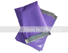 30.5x43.4cm100PCS Purple Color Envelope/mailing bag/ Courier Mailer Express Bag Poly Mailer Mailing Bags Bolsas De Plastico Mail