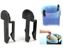 1Pc Garbage Clip Kitchen Tool  2015 New Garbage Can Bag Clip Cheap Mini Home Tools Free Shipping MK2