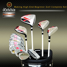 Original Men's Golf Clubs Complete Sets With Golf Standard Bag Good Quality Golf Club Sets(China)