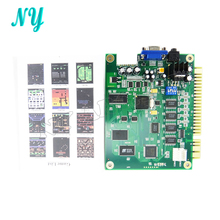 60 in 1 Jamma Classical Game PCB for Cocktail Arcade Machine or Up Right arcade game machine 1 pcs free shipping