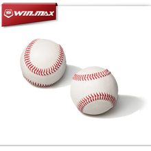 Free Shipping  Winmax  1 Piece New White Base Ball 9 Inch Hard Ball Baseball Practice Training Ball