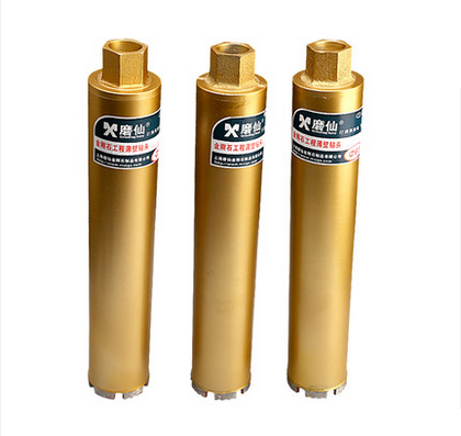 Diamond Core Drill Bit Water Diamond Core Drill Bit Air conditioning special bit of drilling hole Dont need to add water punch<br>