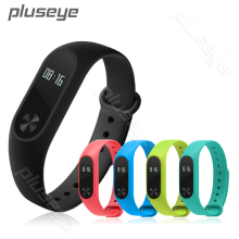 Xiaomi Mi Band 2 Bracelet Strap Miband Colorful Strap Wristband Replacement Smart Band Accessories Mi Band 2 Silicone