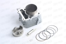 BIG-BORE Barrel Cylinder Dome Piston Kit Upgrate 300cc SUZUK GS125 GN125 EN125 70mm