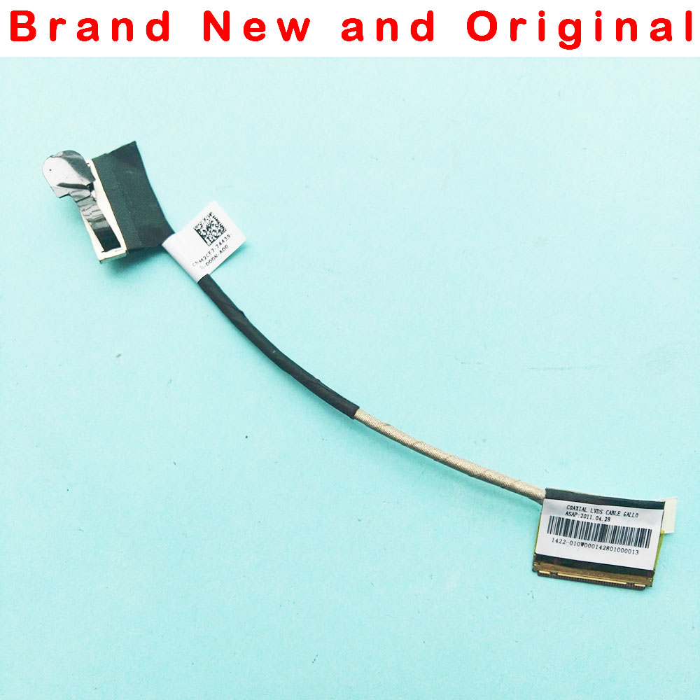 United New For Lenovo Ideapad U430 U430p Dd0lz9lc020 Dd0lz9lc020 Lz9 Non Touch Coaxial Led Lcd Screen Lvds Video Display Cable High Quality Computer & Office