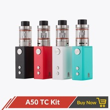 Original Vape Storm Austink A50 TC Kit Temperature Control Box Mod 510 Thread with 1200mAh Bettery Electronic Cigarettes