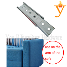 Furniture Hardware Sofa Bed Connector Hinges,Use For Connect Sofa Armrest Or Sofa Backrest D28(China)