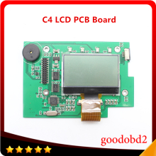 Car Truck Tool SD Connect C4 Multiplexer Port lcd Board Support MB Star C4 Diagnostic Tool SD Connect Compact4 LCD PCB Board(China)