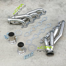 Exhaust Manifold For LS1 LS2 LS3 LS6 LS Conversion Swap Headers (Camaro, Chevelle, Nova, Firebird)(China)
