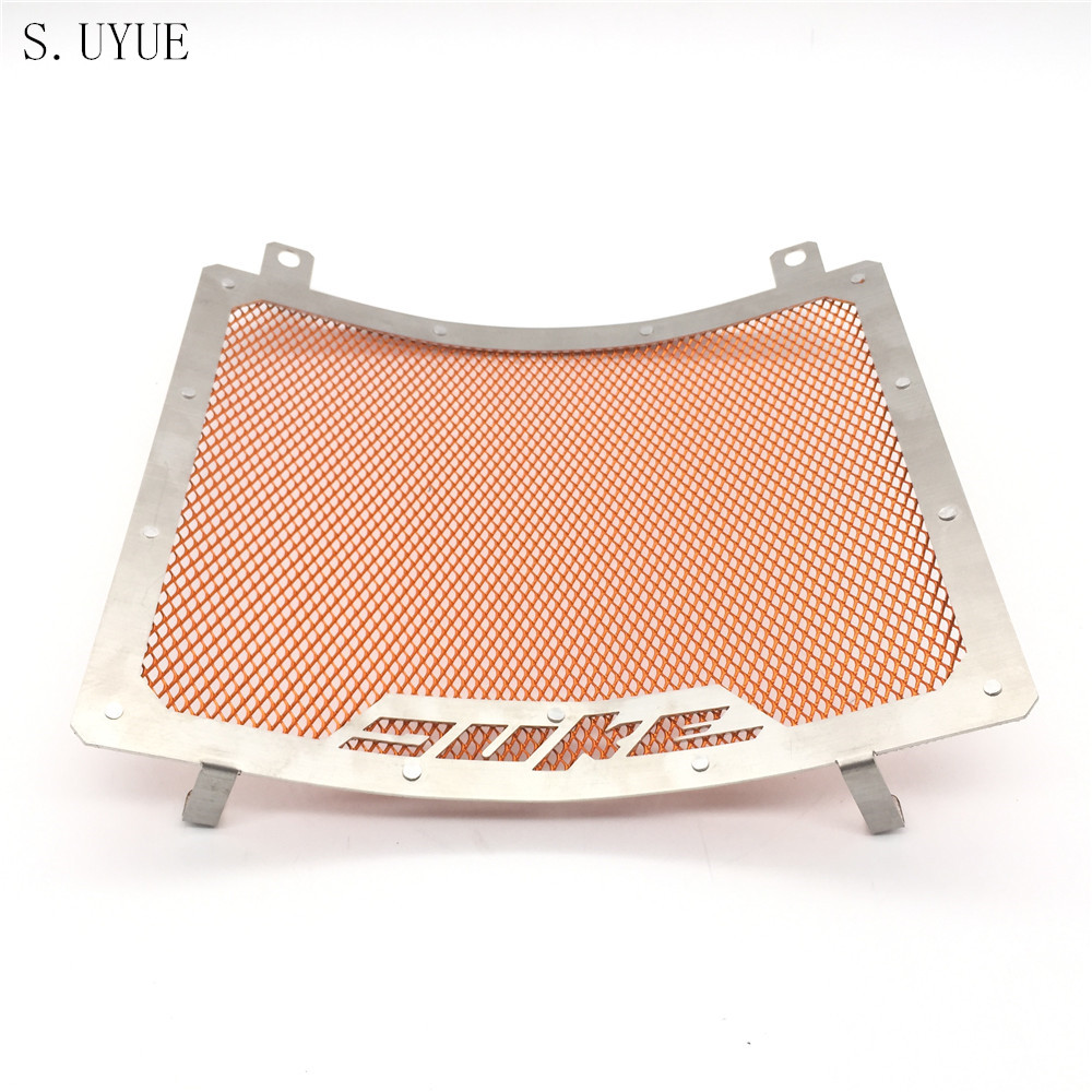S.UYUE Radiator Protective Cover Grill Guard Grille Protector For KTM Duke 690 2012 2013 2014 2015 2016 2017<br>