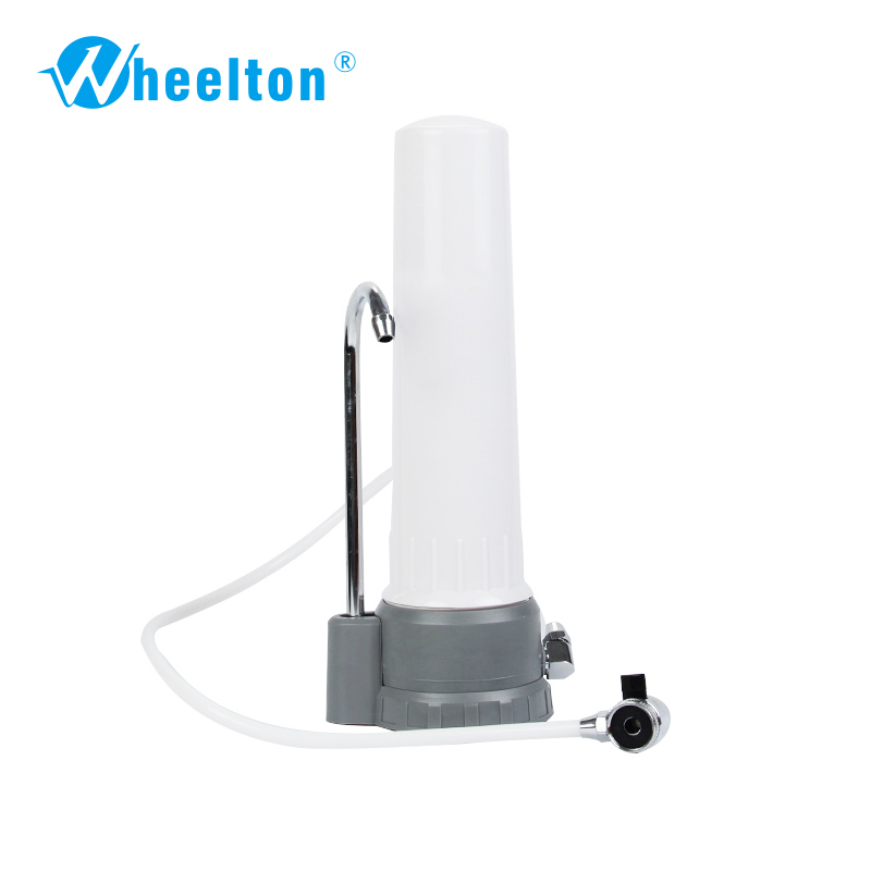 Single-stage water purifier Household Kitchen tap water filter  Faucet-Mounted with ceramic filter cartridges Pre-Filtration<br><br>Aliexpress