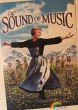 The Sound of Music posters nostalgic retro kraft paper poster Bar Cafe decorative paintings 42*30cm