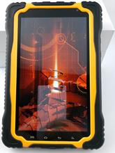 "China Original 7"" Rugged Industrial Tablet PC IP67 Waterproof Android 5.1 Mini PC GPS UHF RFID NFC LF 4G LTE PDA"