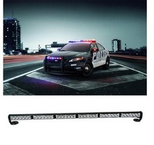 36LED 36W RED 12V high power 7 flashing patters Car LED Strobe Warning Emergency Light bar