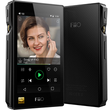 Hot Fiio X5 3rd gen Android-based Mastering Quality Lossless Playback Portable Music Player 3400mAh Li-polymer battery bluetooth(China)
