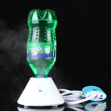 NEW Practical USB Mini Water Bottle Ultrasonic Essential Oil Diffuser Air Mag Humidifier Aromatherapy Mist Maker Aroma Lamp