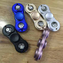 Buy Fidget Spinner Fashion Hand Spinner Spin Metal Toys Children 2017 Hot Selling Funny Anti Stress Toys Kids Gifts Present for $8.47 in AliExpress store