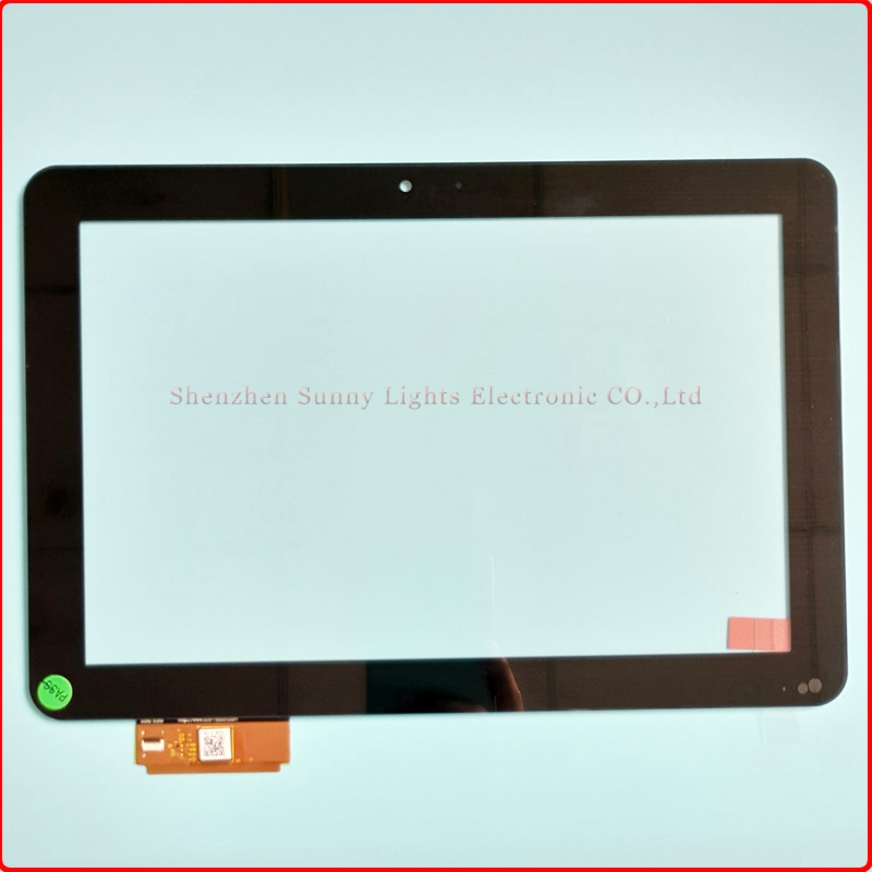 Black New For 10.1 Inch DNS AirTab P100qg Tablet touch screen digitizer Capacitive glass touch panel Sensor ACE-CG10.1A-223<br>