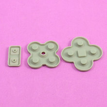 10X New replacement conducting button rubber silicone dpad pad RL LR L R left right keypad for NDSL/DSL/Nintendo DS Lite