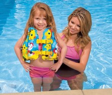 Children Life Vest Safety Life Jacket Inflatable Swimming Suit Water Safety Product