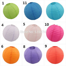 10pcs/lot 8''10''12''(20/25/30cm) Chinese paper lantern home and party decoration wedding decoration wedding lantern